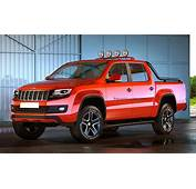 Jeep Won't Build A Pickup Anytime Soon But What If It Did