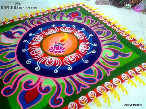 rangoli designs for diwali 15 diwali rangoli design by aakruti image