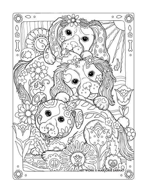 629 best adult colouring cats dogs zentangles images on 15 best images about colo chiens on pinterest