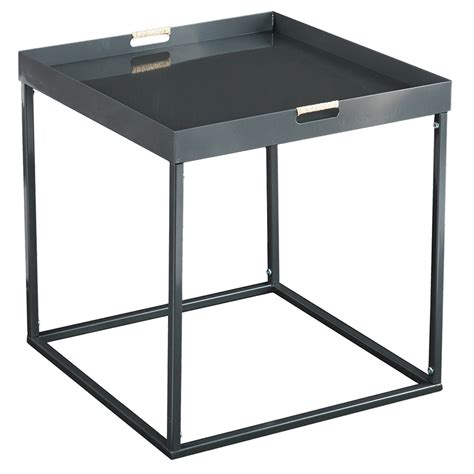 tray accent table modern end tables rhone tray end table eurway