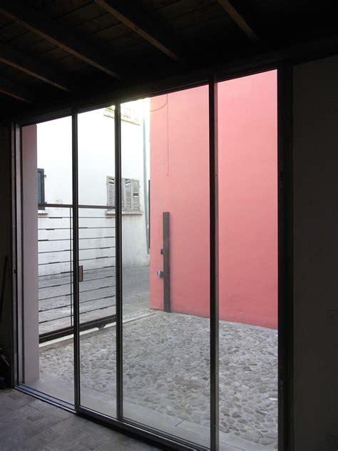 porte in ferro e vetro porte scorrevoli in ferro zincato e vetro fferrarini rsm