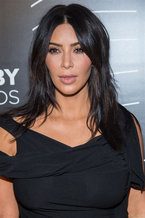 pictures best haircuts for long faces kim kardashian long face short kim kardashian layered cut kim kardashian hair looks