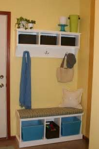 Small Entryway Shelf Entryway Mudroom Reveal Part 1 The Bench Shelf System I