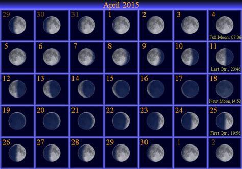 2015 Moon Calendar Todays Moon Phases 2015 Calendar Template 2016