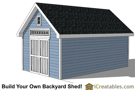 shed plans 12x20 12x20 shed plans with dormer icreatables