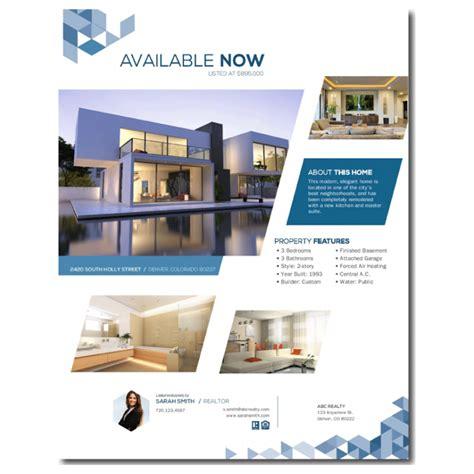 realtor flyers templates best of real estate agent brochure