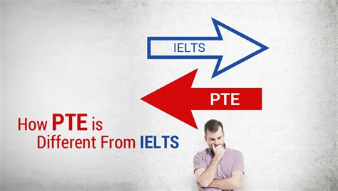 Pte Score For Mba In Usa by Difference Between Pte And Ielts Which One Should You