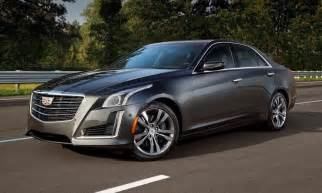 Cadillac Cts V6 2016 Cadillac Cts And Ats Get New 3 6 Liter V6 Engine