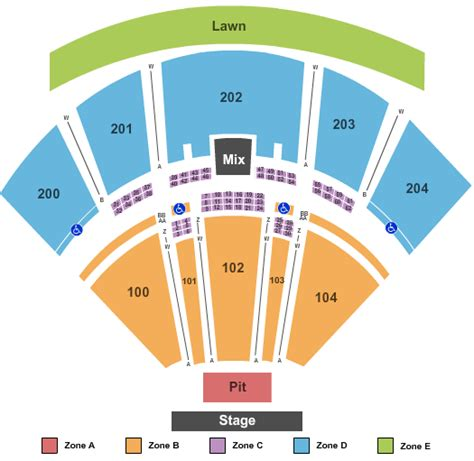 bbt center seating chart camden journey bb t pavilion camden tickets