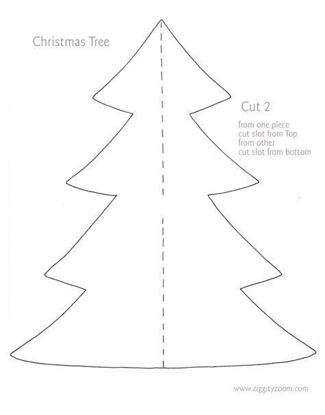 christmas tree printable pattern search results