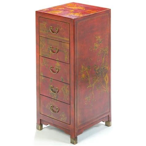 Beau Petit Meuble Chinois Rouge #2: petit-meuble-chinois-rouge.jpg