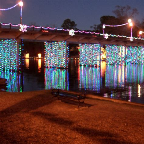 natchitoches christmas lights lovin louisiana pinterest