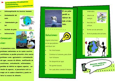 Lighting Stores Kitchener - tripticos de ecologia y medio ambiente calam 233 o triptico medio ambiente triptico del medio
