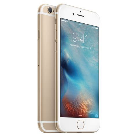 apple iphone 6s 64 go or mobile smartphone apple sur ldlc
