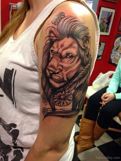 lion tattoos on arm tattoos designs pictures page 37