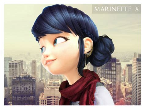 photoshop hairstyles app miraculous ladybug images marinette hd wallpaper and