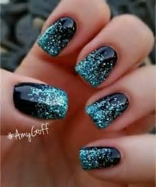 1000 ideas about glitter nail art on pinterest glitter nails nails