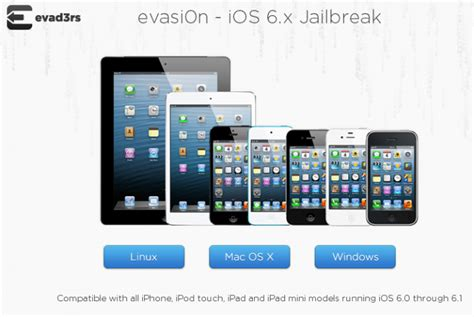 how to jailbreak ios 6 6 1 untethered mac os x and windows on iphone 5 and other devices