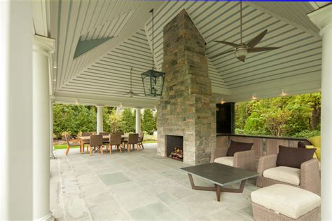 Home Hearth And Patio Greenwich Ct Pool House In Greenwich Ct