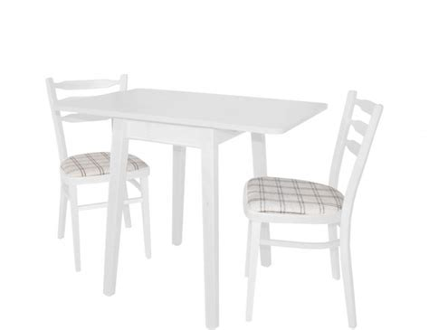 White Drop Leaf Table And Chairs Kayleigh White Small Drop Leaf Table Frances Hunt Furniture