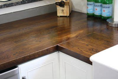 how to install butcher block countertops tutorial how to stain and install ikea butcher block
