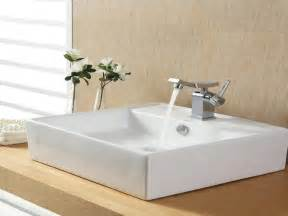 bathroom sinks of the home