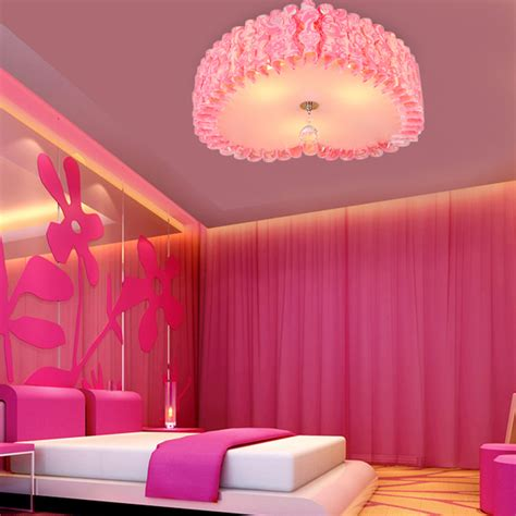 pink bedroom lights pink ceiling light cover home lighting design ideas