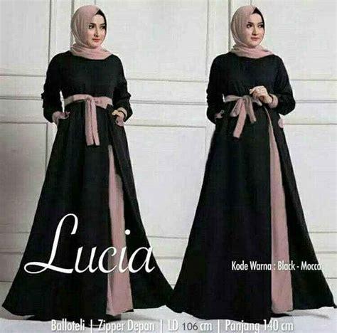 Busana Spirit 212 Baju Anak Muslim Gamis Katun Gamis Nibras Nsap 32 2 lucia hitam balotelli model baju gamis terbaru