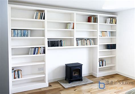 contemporary built in bookshelves built in bookcases for your book collection