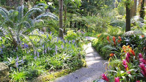 Botanical Gardens In La Botanical Garden La Mortella In Ischia