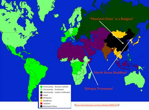 religion geocurrents map of world religions my blog