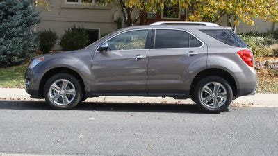 2012 Equinox Review by Car Review 2012 Chevrolet Equinox Chicago Tribune