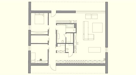 simple rectangular house plans black box rectangular house design home improvement