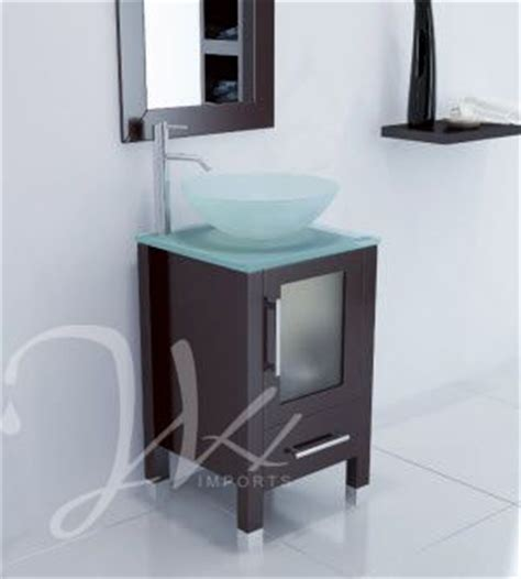 Vessel Sink Vanities For Small Bathrooms by 10 Best Images About Small Bathroom Vanities On