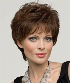 flattering hairstyles for 40 s and square faces short hairstyles square face over 50