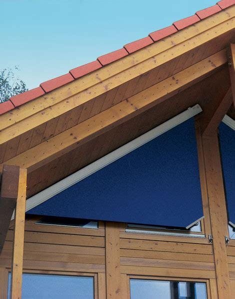 dreiecksfenster verdunkeln triangular window blind curtain