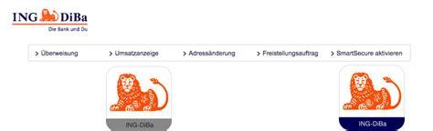 bank pin vergessen ingdiba internetbanking musterdepot er 246 ffnen
