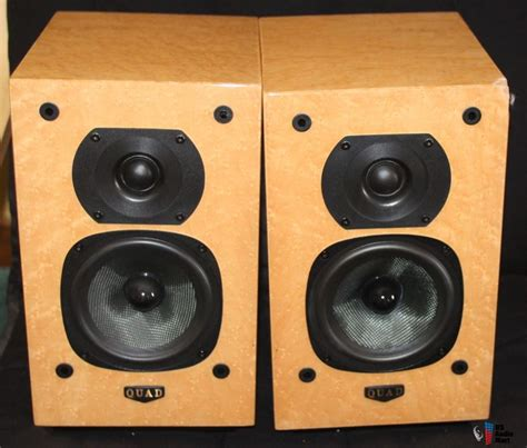 Speaker 11l 11l Or 77 11l Bookshelf Monitor Speaker Pair Maple Photo 889886 Us Audio Mart