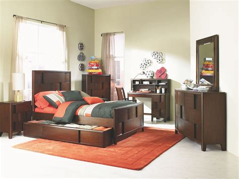 Twilight Bedroom Set | twilight trundle panel bedroom set y1876 54h 54f 54r 90