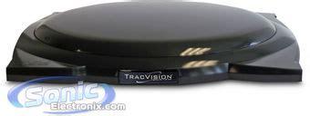 kvh tracvision    bk mobile satellite tv antenna