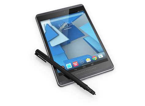 Hp Sony Z3 Tablet hp pro slate 8 tablet review notebookcheck net reviews