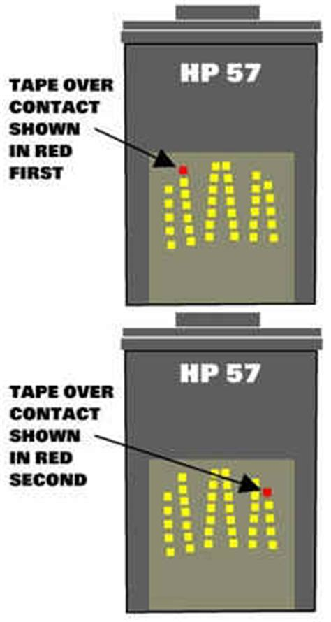 how to reset hp 2060 ink levels refill instructions for the hp57 color ink cartridge