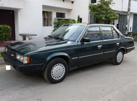 Toyota Corona For Sale In Pakistan Toyota Corona 1986 Model Black Color For Sale Lahore