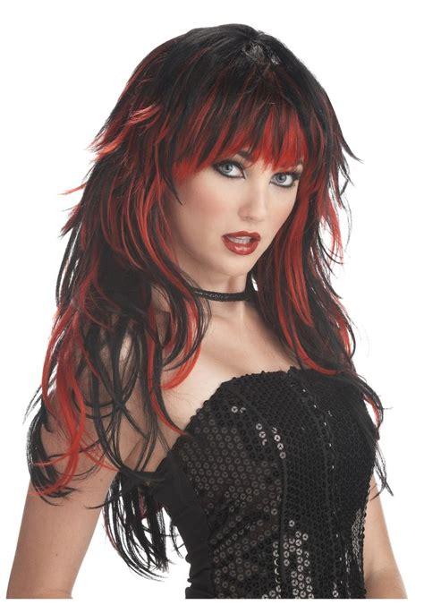 gothic hairstyles ideas  pinterest goth hair