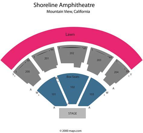 shoreline seating shoreline hitheater seating chart vipseats