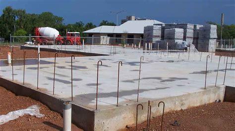 Raft Foundations   Concrete Rafts   Advantages and