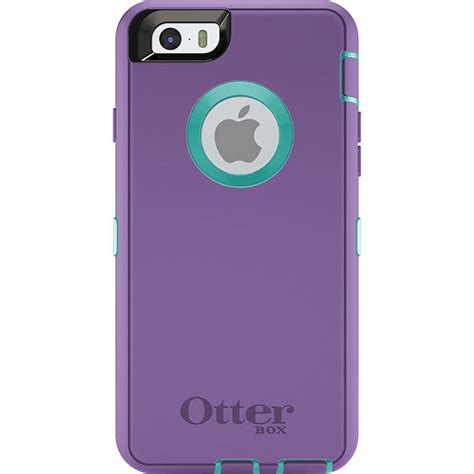 Iphone Casing Pink Polar Blue Otter otterbox defender iphone 6 plus purple blue iphone 6 plus phone popsockets