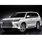 2019 Lexus LX 570 SUV Redesign  Cars And Trucks