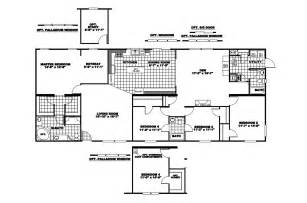 Clayton Manufactured Homes Floor Plans Manufactured Home Floor Plan 2007 Clayton Lakeshore