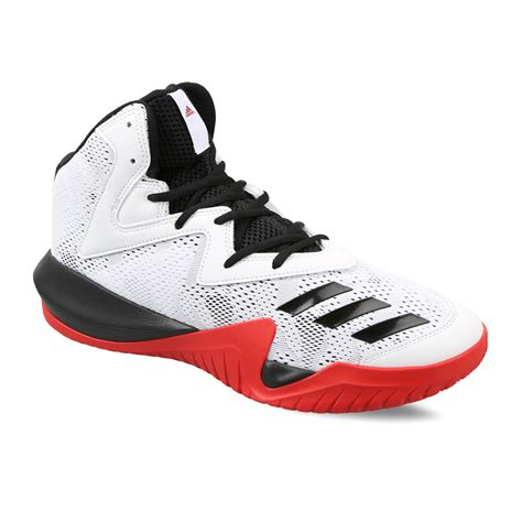 Basketball Shoes Adidas Team 2017 White Original By4533 adidas team 2017 quot rockets quot ftwr white black